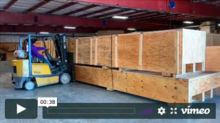 Crating & Shipping Video